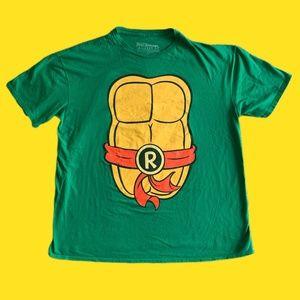 Vintage Mutant Ninja Turtles Tee Shirt